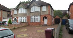 Upmarket Spacious Superior 4 Double Bed Semi Detached House, Driveway Parking for 4 Cars