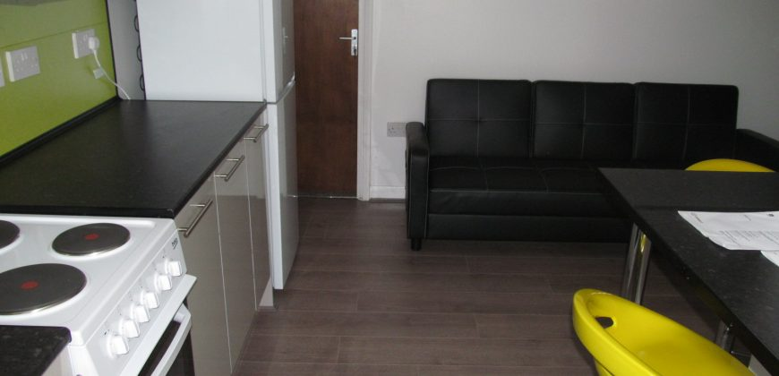 Refurbished, Upmarket, 5 Double Bedroom 2 Bath House, Near to University, Permit Free Parking