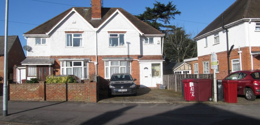 4 Double Bedroom Semi Detached House, Conservatory, Off Road Parking, SOUGHT AFTER LOCATION