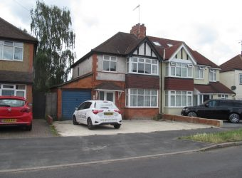 Good Value, Spacious 4 Double Bed Semi, Ample Driveway Parking, Ideal for Placement Students